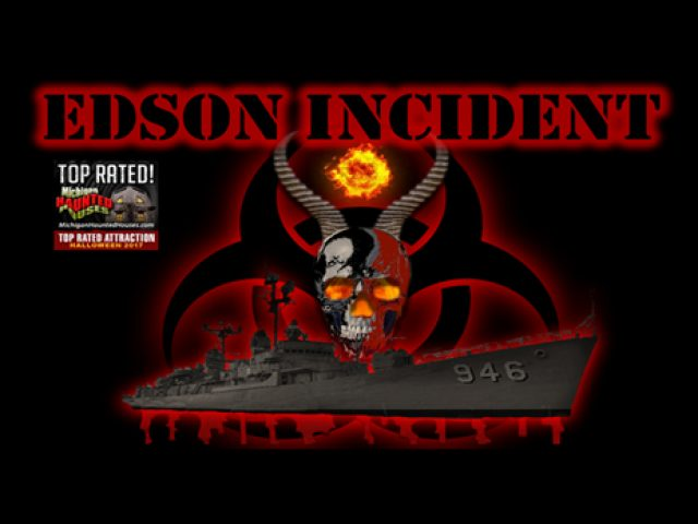 The Edson Incident Haunted Ship