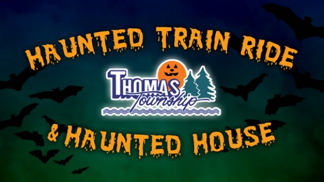 The Haunted Train Ride & Haunted House